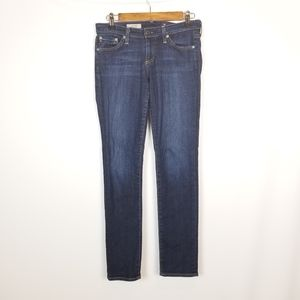 "Adriano Golschmied ""The Stilt"" Cigarette Leg Jeans"